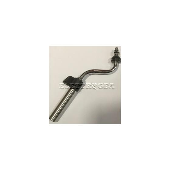 MOTORE ASPIRAPOLVERE UNIVERSALE TIPO BASSO 1600W Altezza 120mm, Diam.135mm.