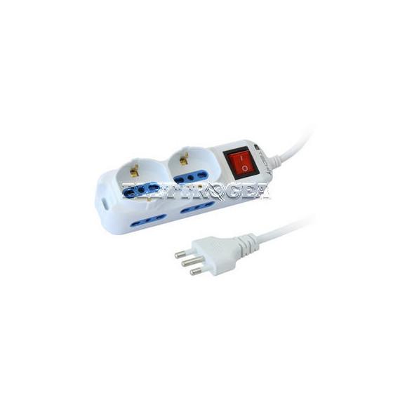LAMPADA ALOGENA DICROICA 220V 50W GU10
