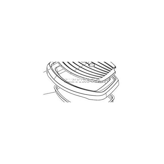 5513292811, DLSC002, SER3017 FILTRO ACQUA ADDOLCITORE PER MACCHINE DA CAFFE' ORIGINALE DE LONGHI ECAM 21../ 22../ 24../
