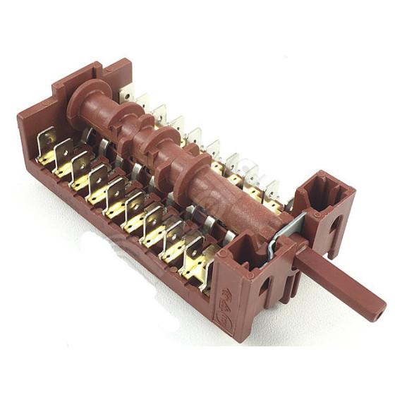 GRIGLIA DX TRANC. NERA PIANO COTTURA ARISTON PH640MST