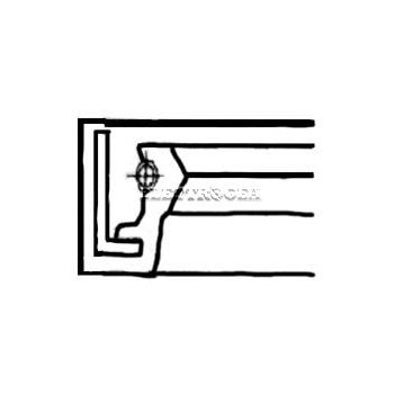 ISOLANTE INTERNO FOGLIO MICA UNIVERSALE PER MICROONDE MM 500X400X0,4 MM