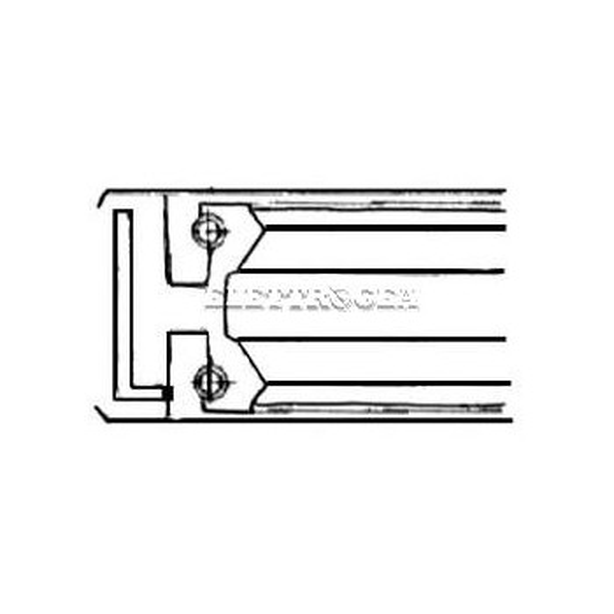 KIT 3 GUARNIZIONI BICCHIERE DE LONGHI KENWOOD A993, A994, A996, A996