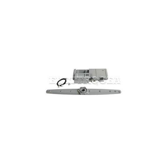 PROFILO ANTERIORE VETRO 508x161 mm MTM1721FF/HA, TAN2 INDESIT