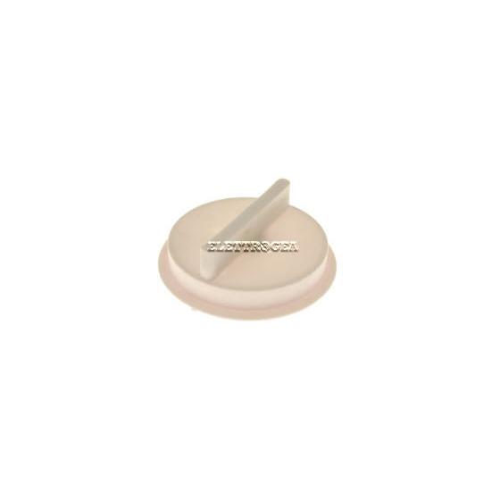 1330042850 Tappo lavello originale FRANKE COG e SRG 3, diametro cestello 82 mm, altezza cestello 20mm distanza gambo pa