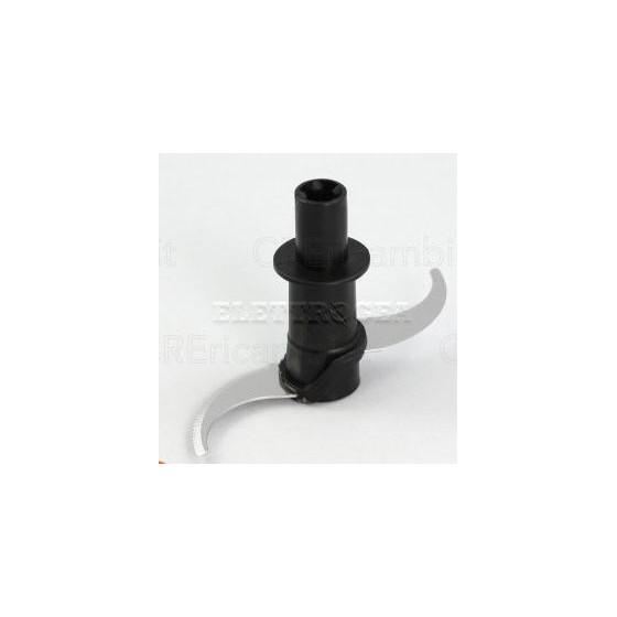 FARFALLA EMULSIONATORE NERO MOULINEX HF800A12 ROBOT COMPANION