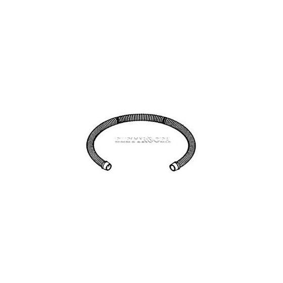 FILTRO ENTRATA ARIA MOTORE DE LONGHI 5319290021 h 10 mm diametro 64 mm