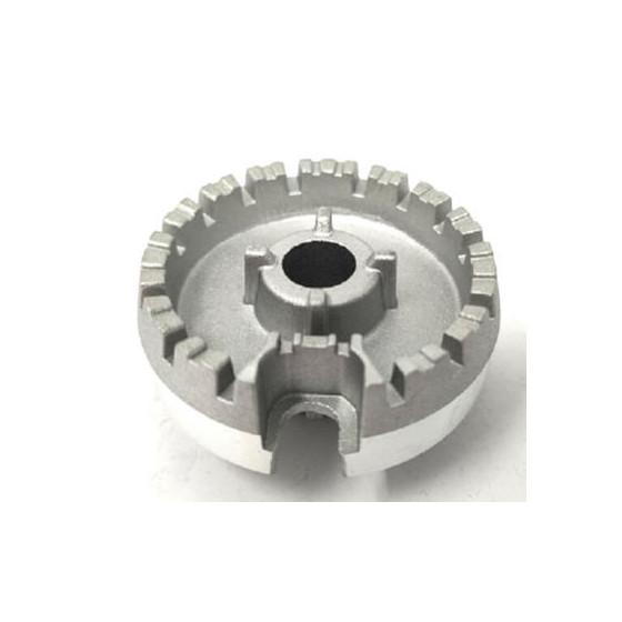 2 Mètre-Ourlet-H631120 tissée non-Roll élastique 12 mm NOIR